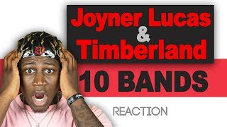 TM Reacts Joyner Lucas - 10 Bands ft. Timberland  (ADHD) 2LM Reaction