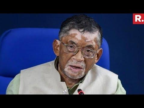Shocking Remark By Union Minister Santosh Gangwar Sparks Controversy