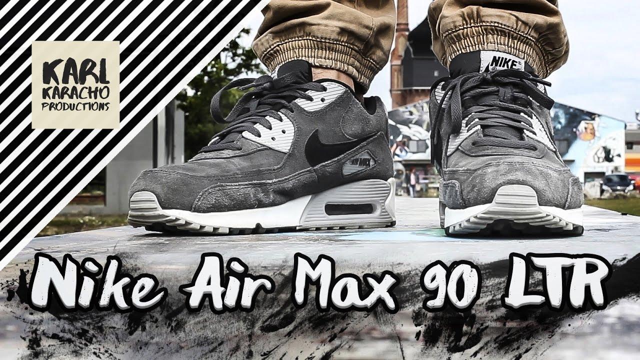 air max 90 noir lth gs