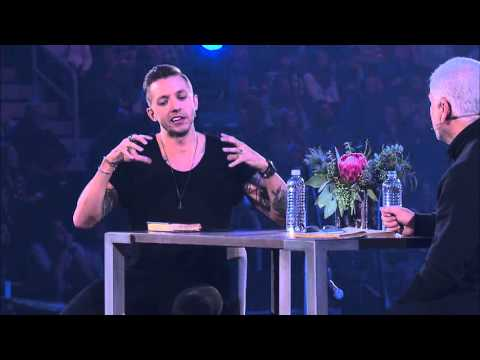 "LEVI LUSKO at Passion 2016 (interview with L.Giglio on ""Through the Eyes of a Lion"")"