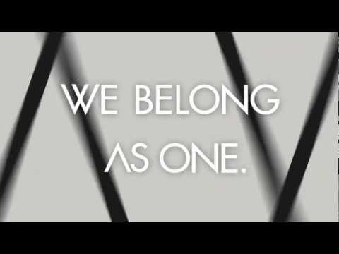 Capital Kings - We Belong As One. (feat. tobyMac) [Official Lyric Video]