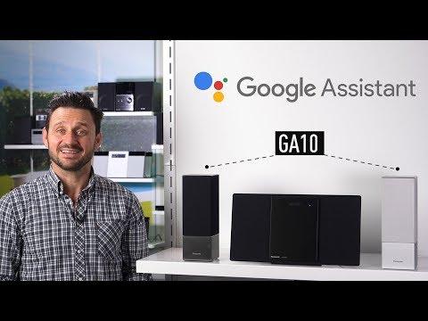 Panasonic GA10 Google Assistant Speaker | Product Guru