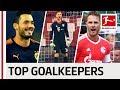 Top 5 Goalkeepers 2017 18 Season So Far mp3