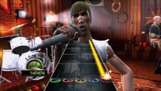 Guitar Hero World tour career mode GUITAR EXPERT part 1
