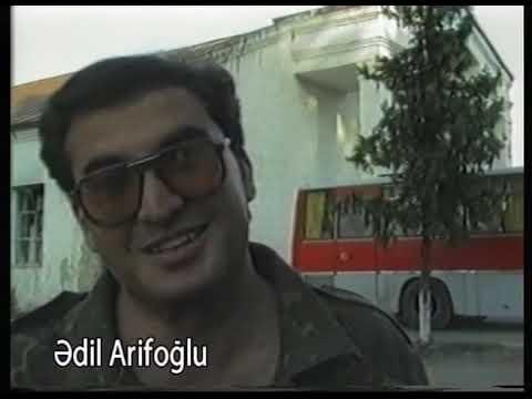 Qarabağ Müharibəsi Ədil Arifoğlu