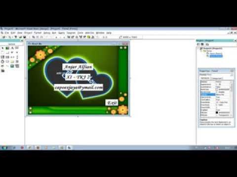 Membuat Aplikasi Penjualan Dengan Visual Basic 6.0
