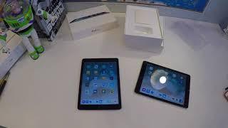 Перешёл с iPad Air на iPad 2018
