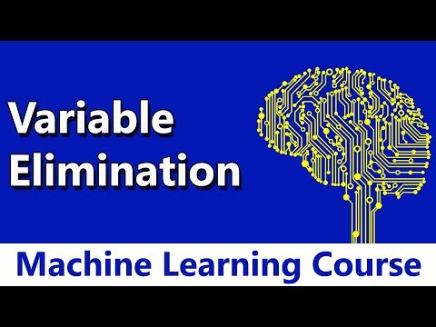 Machine Learning #68 Variable Elimination | Graphical Models