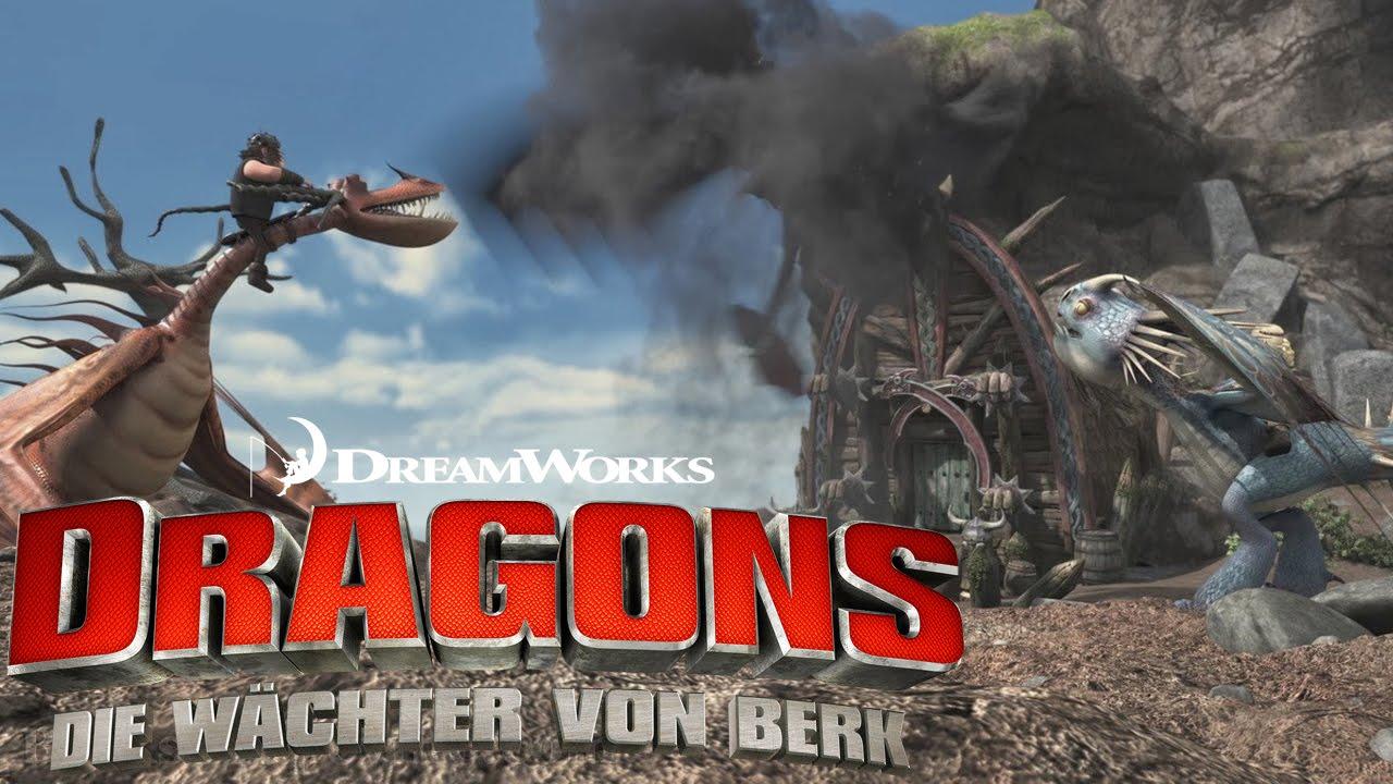 dragons die w chter von berk drachentausch trailer folge 18 youtube. Black Bedroom Furniture Sets. Home Design Ideas
