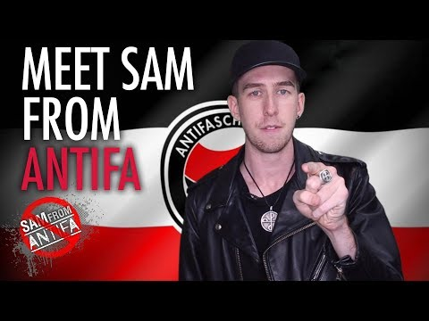 Sam from Antifa Down Under has a warning for TheRebel.media!