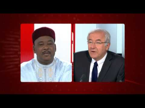 "Mahamadou Issoufou sur TV5MONDE : Un accord ""équilibré"" en vue avec Areva"