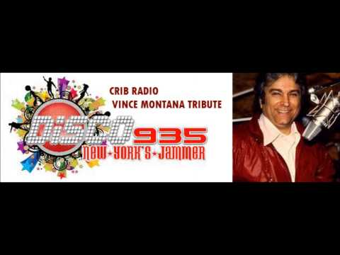 Crib Radio - Vince Montana Jr Tribute - Part 1