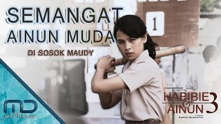 MD Interview - Cerita Maudy Ayunda Memerankan Sosok Ainun