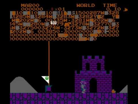 <b>Super Mario</b> Bros. - <b>Game Genie Codes</b>: YEAAAA - YouTube