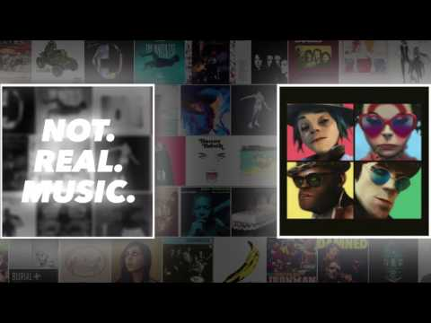 Gorillaz  Humanz  Album Review