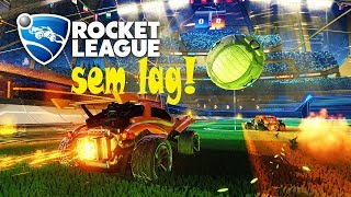 Como tirar o LAG do Rocket League I Método Funcional!