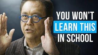 Robert Kiyosaki Reveals SECRETS OF THE WEALTHY (an eye opening video)