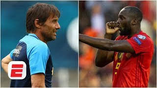 Romelu Lukaku's sucess at Inter would depend on Antonio Conte   Transfer Talk