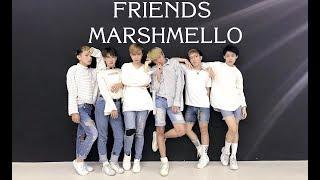 Friends - Marshmello   Choreography - Bin Ga   Heaven Dance Team from Vietnam