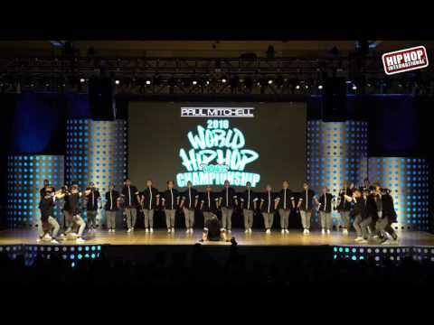 TwoFourSeven Co - Canada (MegaCrew Division) @ #HHI2016 World Semis!!