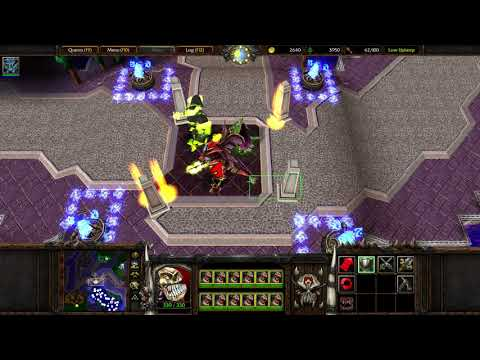 Warcraft 3 The Burning Legion Custom Game