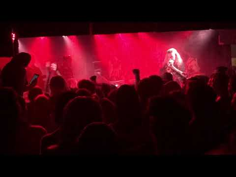 Squeeze - Ghostemane Live