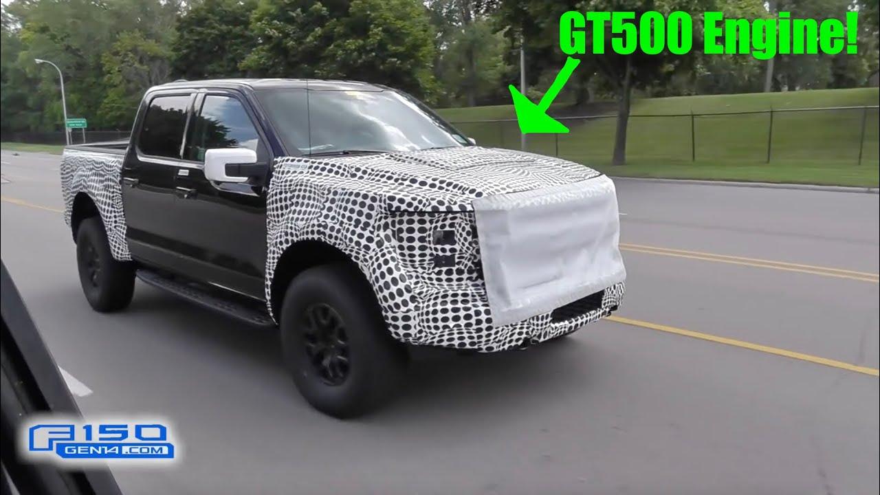 Ford Is Making A GT3 Raptor!? (3 Ford Raptor 3.3L V3 Supercharged)