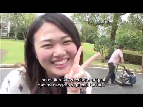 Yamaguchi University (Subtitle Indonesia)#01 Catch Your Dream!  Study in JAPAN