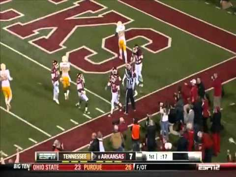 2011 College Football Highlights of the year