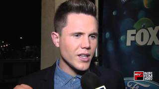 Trent Harmon talks about his flirting on stage with Jennifer Lopez American Idol