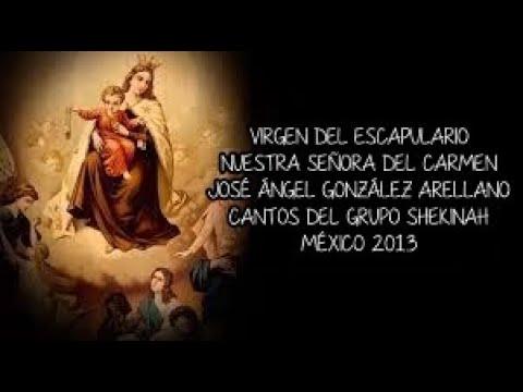 Nuestra Señora del Carmen, José Angel González Arellano