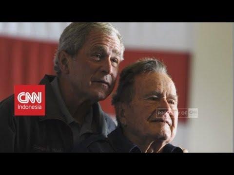 Presiden ke-41 AS George HW Bush Meninggal Dunia Mp3