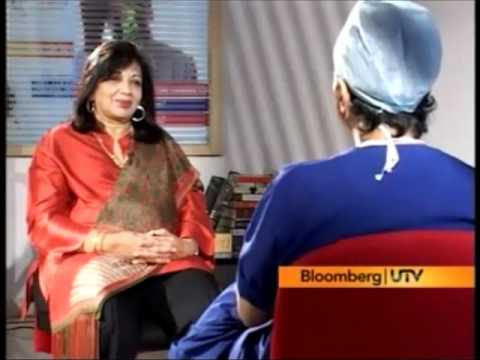 India's Healthcare Challenge   Kiran Mazumdar Shaw with Dr  Devi Shetty   Part 1