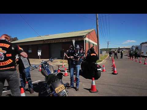 Bandidos MC National Run Australia 2016