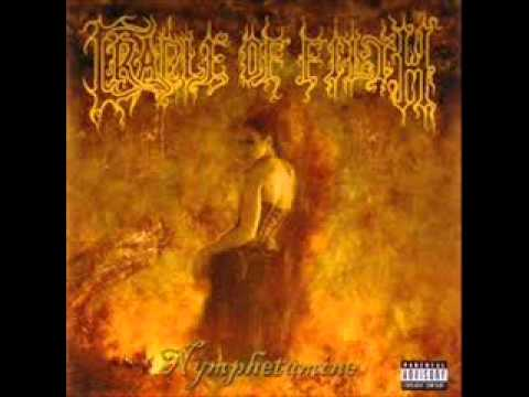 Cradle of Filth - Nymphetamine Overdose