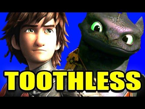 Toothless In School