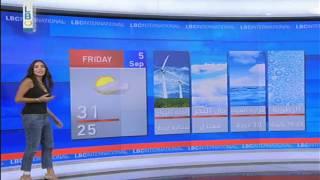 LBCI Weather Forecast - September 4, 2014