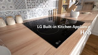 LG Built-in Kitchen Appliance – Hob(Cooktop)