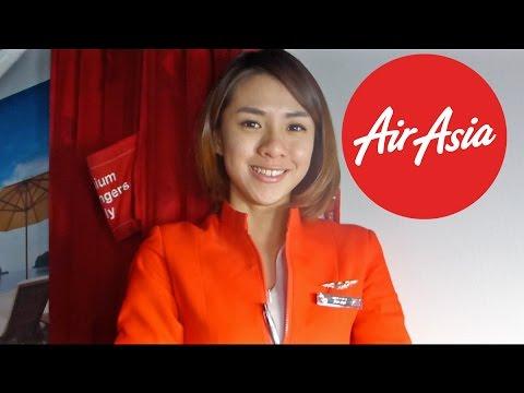 AirAsia - Business Class - Premium Flatbed - A330 - Kuala Lumpur - Beijing