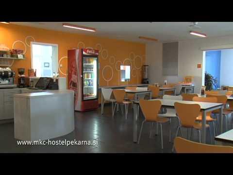 Youth Hostel Pekarna, Maribor, Slovenia