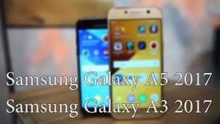 обзор смартфонов Samsung Galaxy A3 и A5