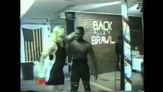 IWA Back Alley Brawl Best of 1998 Episode