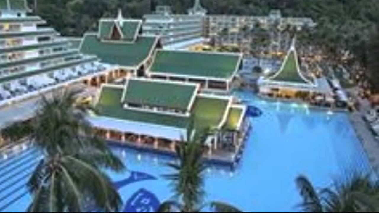 Le Meridien Phuket Beach Resort - YouTube