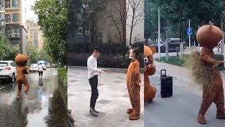 Đố Bạn Nhịn Được Cười P369   Hài Trung Quốc 2019   China Funny Video   Quỳnh Nguyễn