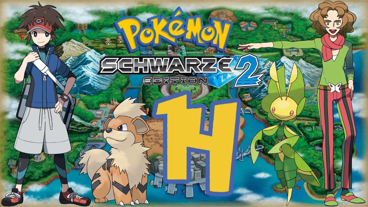 Pokemon Schwarz 2 Arenaleiter