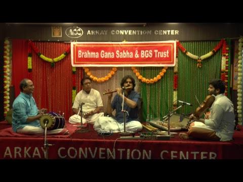 Brahma Gana Sabha & BGS Trust - V.K. Raman Flute Mp3