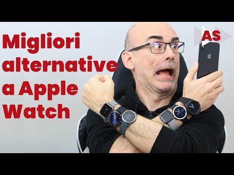 Il Miglior Smartwatch Per IPhone NON APPLE WATCH?