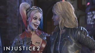 Injustice 2 FR Mode Histoire #1 ( PS4 Pro ) LA CHUTE D'UN DIEU