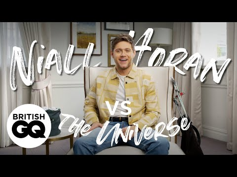 Niall Horan Answers The Questions Fans Really Want To Know   British Gq