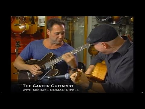The Career Guitarist with Michael NOMAD Ripoll